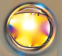 Distortion of Polycarbonate Lens 1