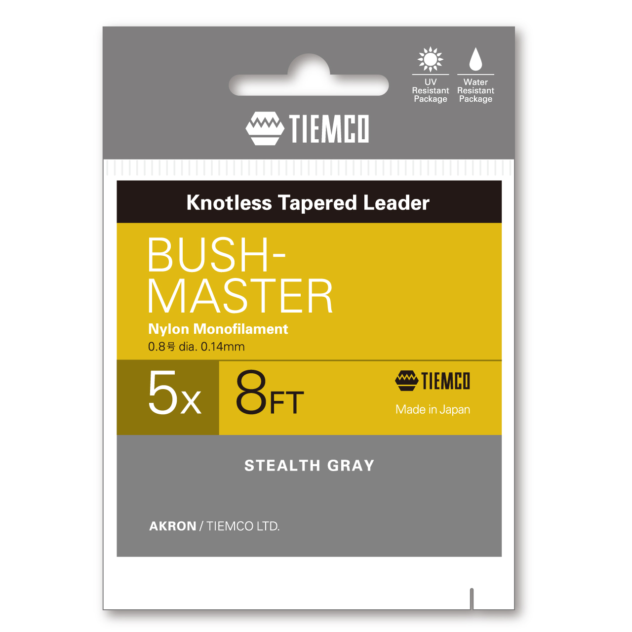 TIEMCO Bush-Master Leader