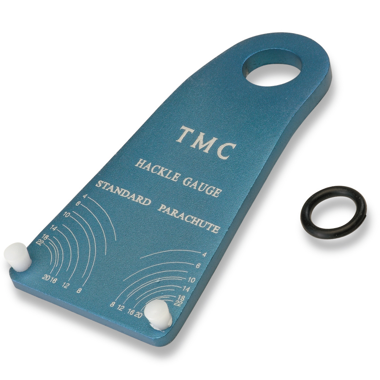 TMC Hackle Gauge