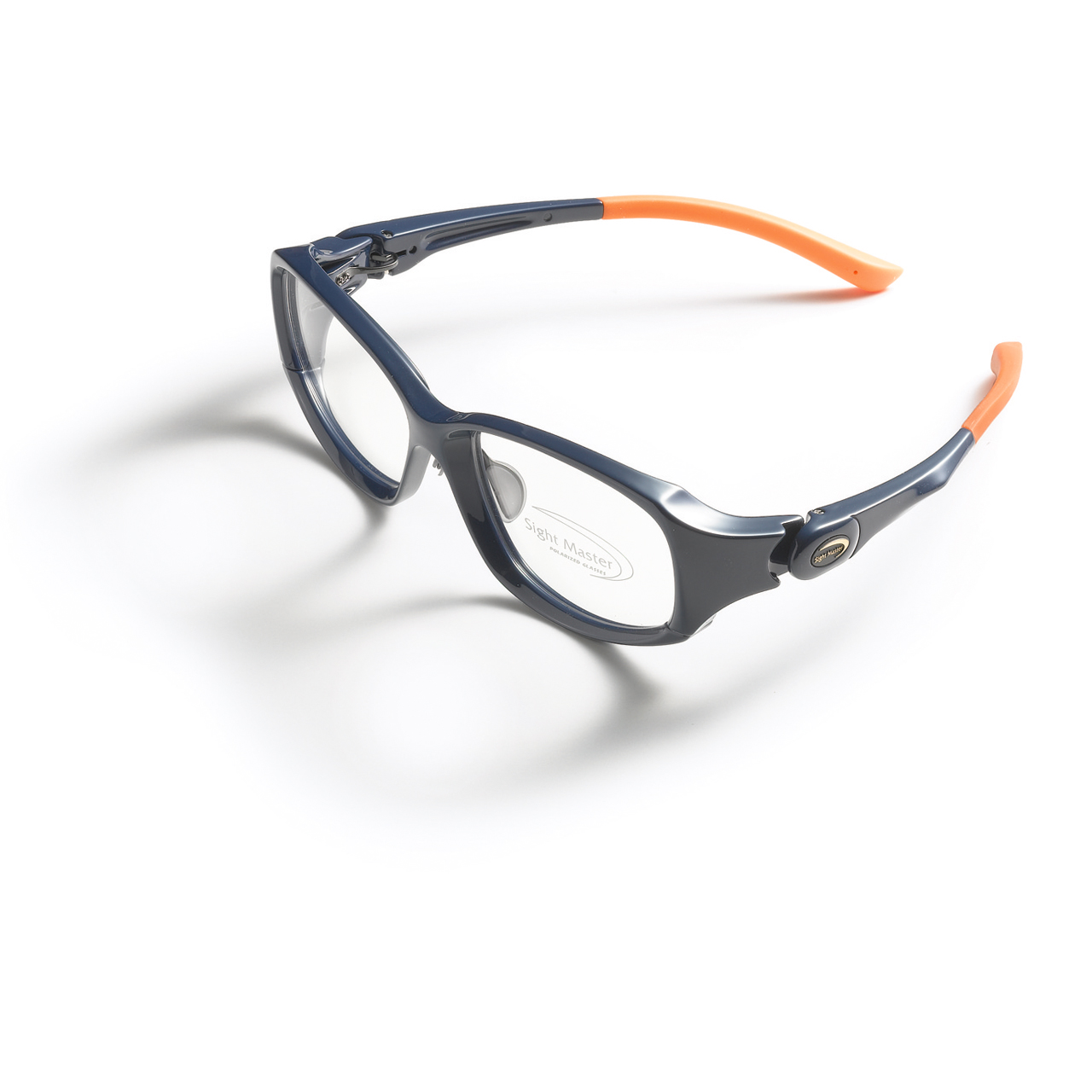 Barricade Navy DL Prescription Frame