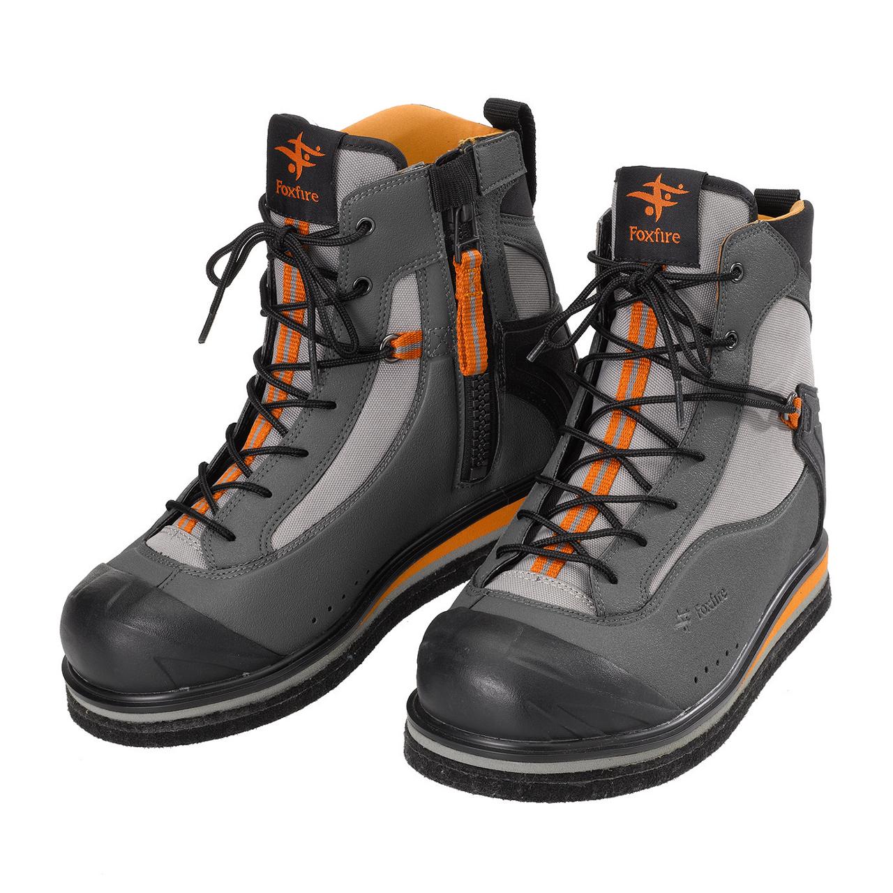 Foxfire Quick Zip 6 Wading Shoes | TIEMCO