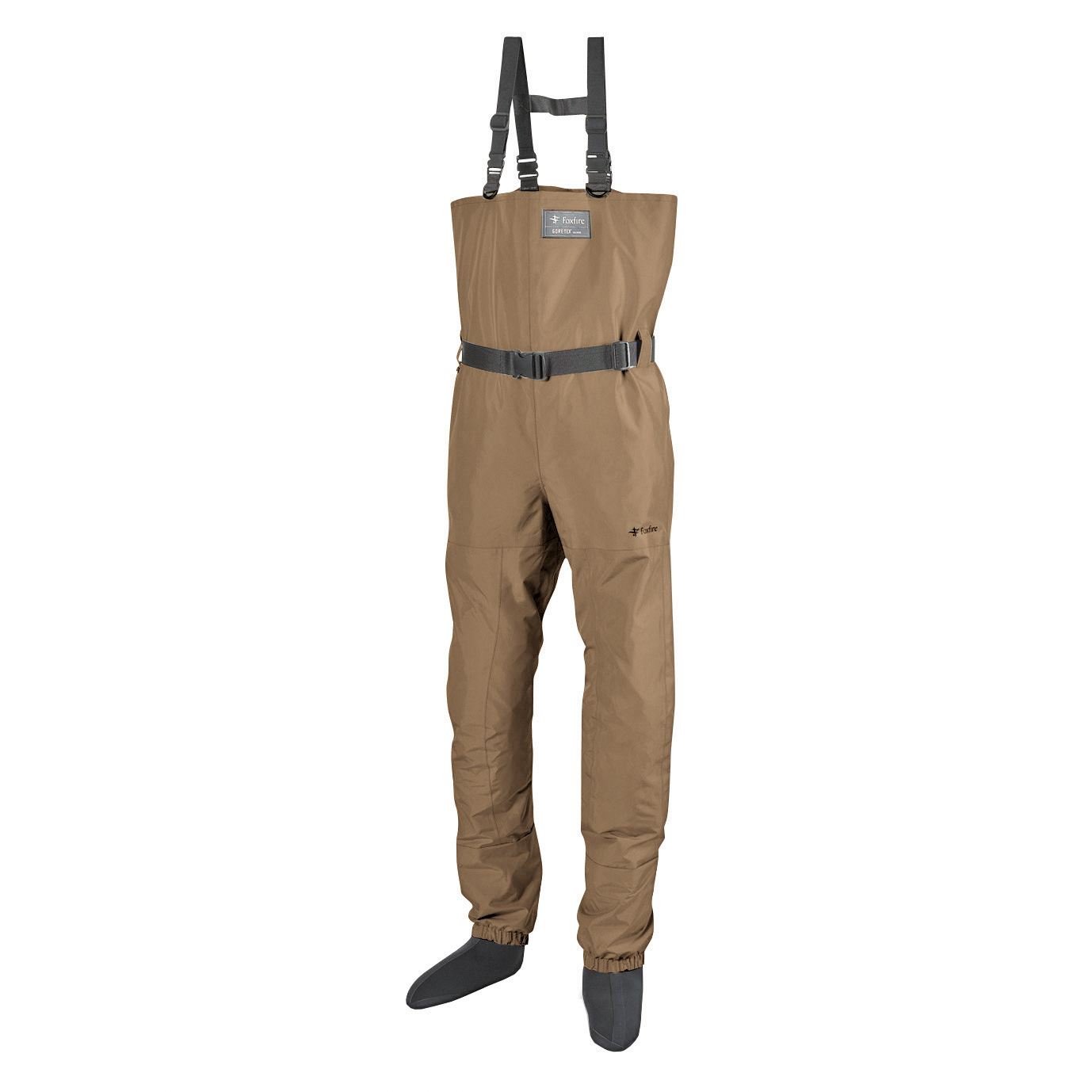 Vertical Two-Seam Waders