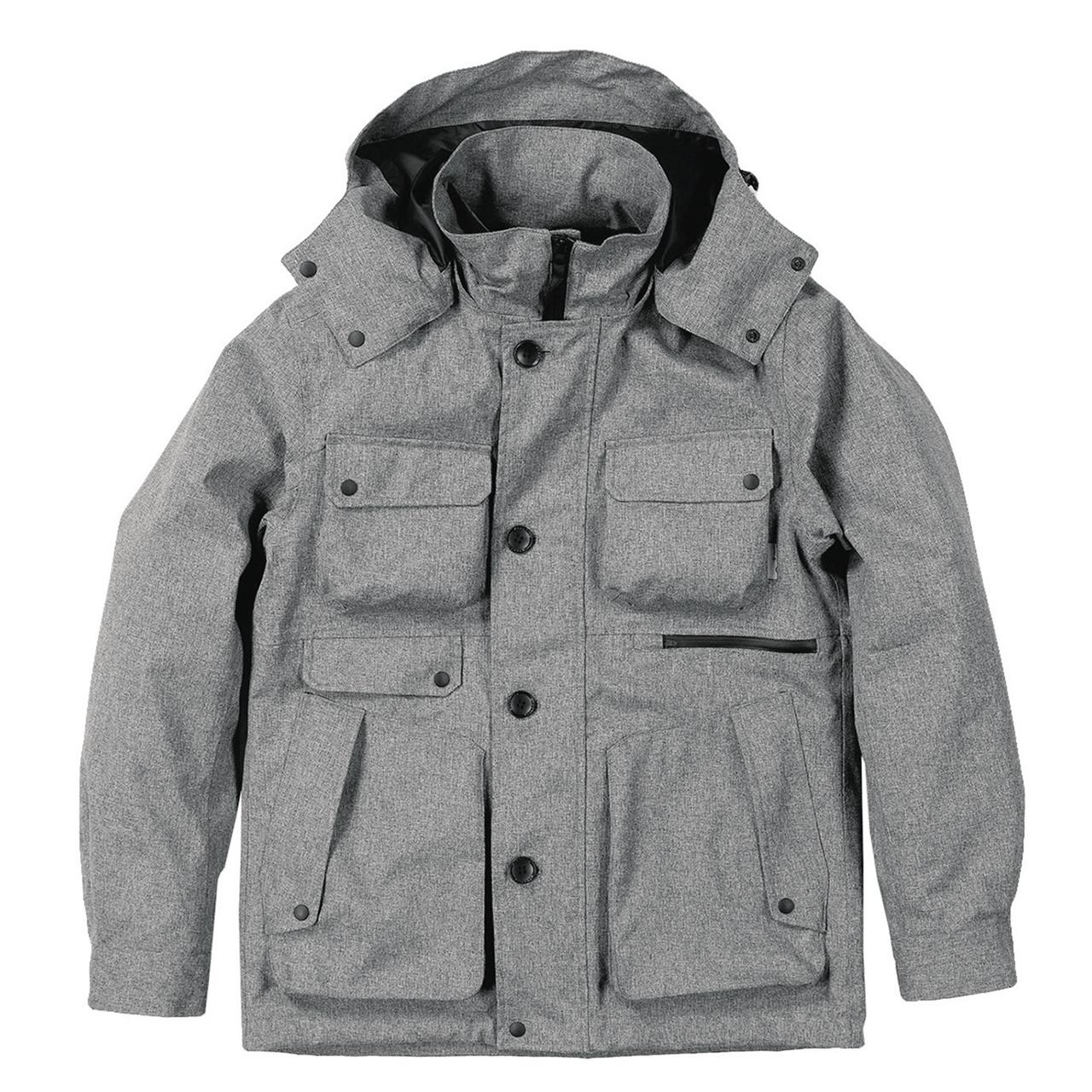 アーバントレック3WAYジャケット